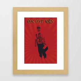 FATKIDX Framed Art Print