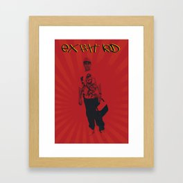 FATKIDX Framed Art Print
