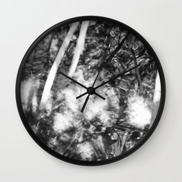 Light Dancer Wall Clock