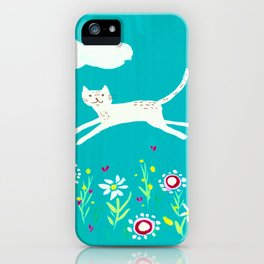 Spring Frolic iPhone Case