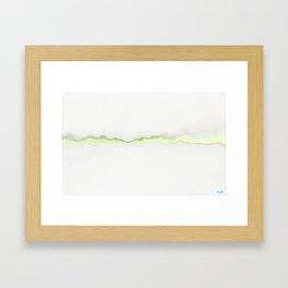 Chromoscope VI ][ The White of You Framed Art Print