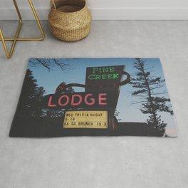 Pine Creek Lodge Rug