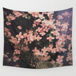 She Hangs Brightly Wall Tapestry