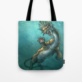 Oddity - Fantasy Sea Beast Tote Bag