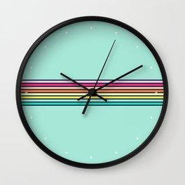 Vintage T-shirt No10 Wall Clock