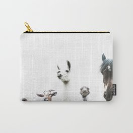 Animal Crew Carry-All Pouch