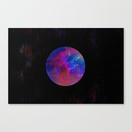 Orb Landscape Canvas Print