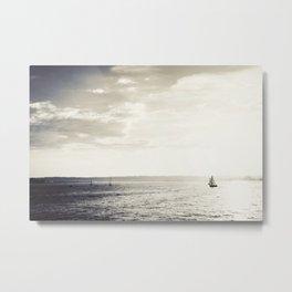 Harbor Island Metal Print