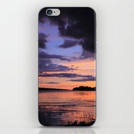 Sunset5 iPhone Skin