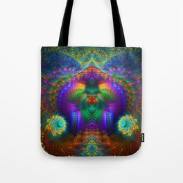 Mystical Envelopment Tote Bag