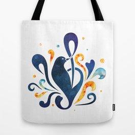 Sing, Dear Mockingbird Tote Bag