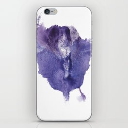Allie's Vagina Monotype No.2 iPhone Skin
