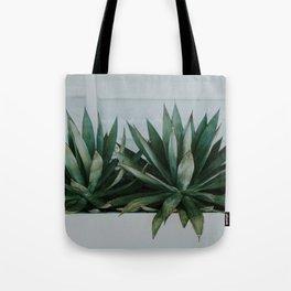 San Diego Succulents Tote Bag