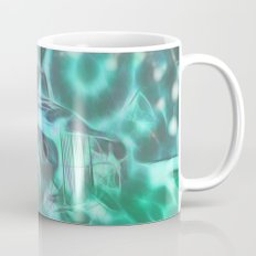 Underwater wreck Mug