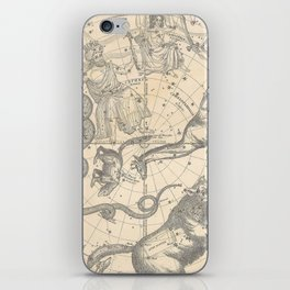 The Constellation iPhone Skin