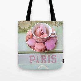 Paris Laduree Macarons Tote Bag