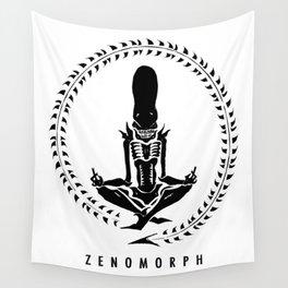 Zenomorph (dark) Wall Tapestry