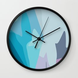 Abstraction XXXI Wall Clock