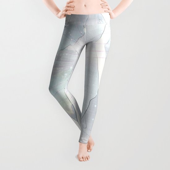 double universe Leggings