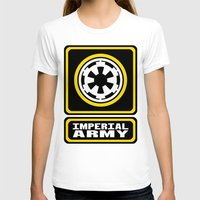 army T-shirts featuring Imperial Army by ubertwigg
