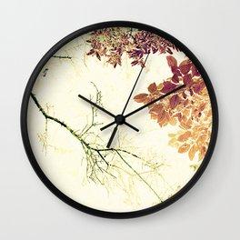 Barren w/Abundance - IA Wall Clock