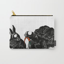 Tortoise & Hare Carry-All Pouch