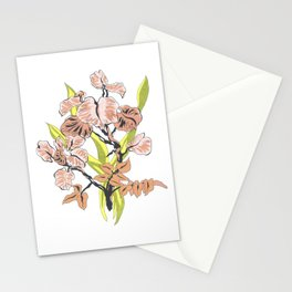 Gingko Stationery Cards