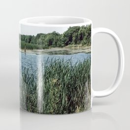 Pond in Midland Coffee Mug