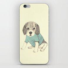 puppy iPhone & iPod Skin