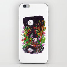Noche de Ronda iPhone & iPod Skin