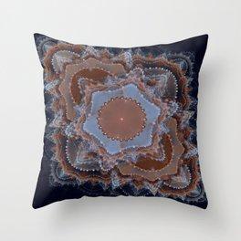 Steampunkery Throw Pillow