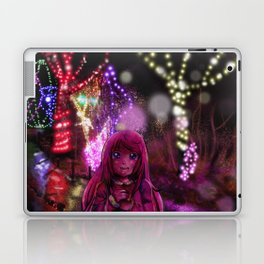 Christmas Lights Laptop & iPad Skin