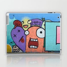 Graffiti guys Laptop & iPad Skin