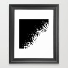 Billy Palms 45 Framed Art Print