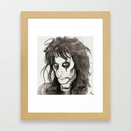 KILLER Framed Art Print