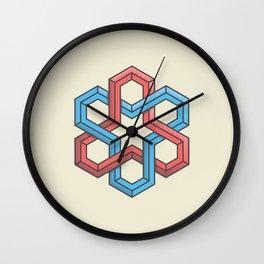 Mathametric Wall Clock