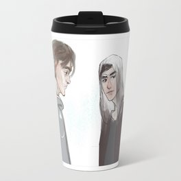 Dominion S2- Michael and Gabriel Travel Mug