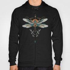 Dragonfly Tattoo Hoody