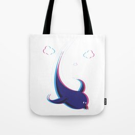 3D FLY Tote Bag