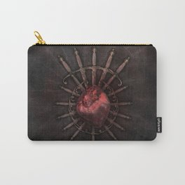 Hurt by injustice Carry-All Pouch