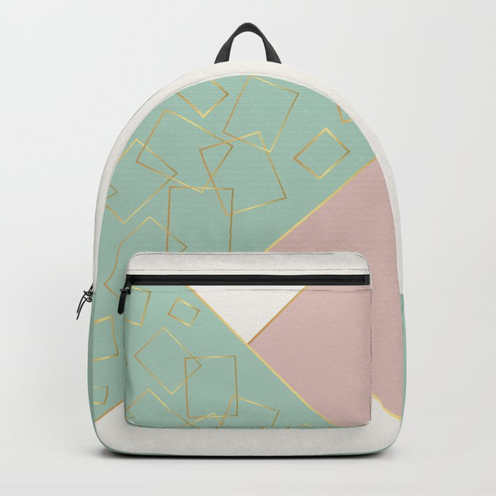 Walking Fifth Avenue soft Backpack
