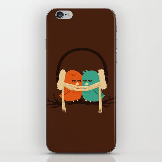 Baby It's Cold Outside iPhone & iPod Skin