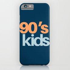 90's KIDS iPhone 6s Slim Case