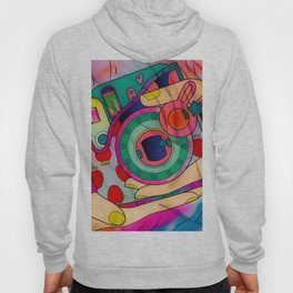 Fun With Coloring Silky Style Hoody