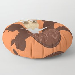 Don Quixote Floor Pillow