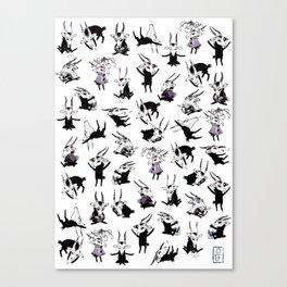 Odal Pattern Canvas Print