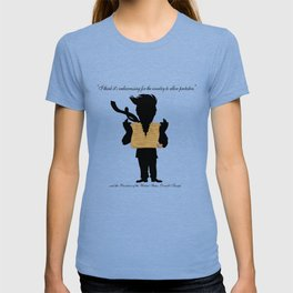 First Amendment Ripped T-shirt