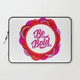 Boldly Go Laptop Sleeve