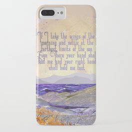 Wings Of The Morning iPhone Case