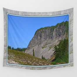WEST END OF TABLE MOUNTAIN Wall Tapestry